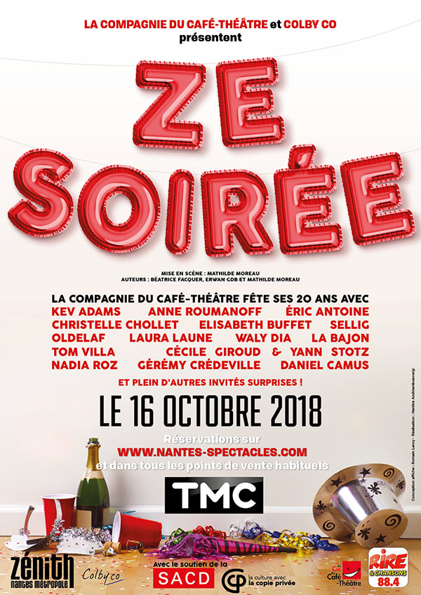 spectacle-ze-soirée-zenith-saint-herblain-nantes-octobre-2018