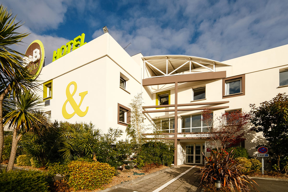 hôtel proche Nantes
