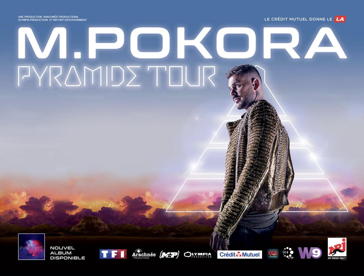 La tournée 2020 de M Pokora